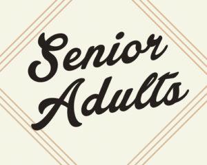 Senior Men's Fellowship @ D204